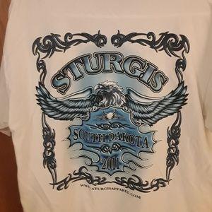 2011 Stugis T Shirt Mens size Large